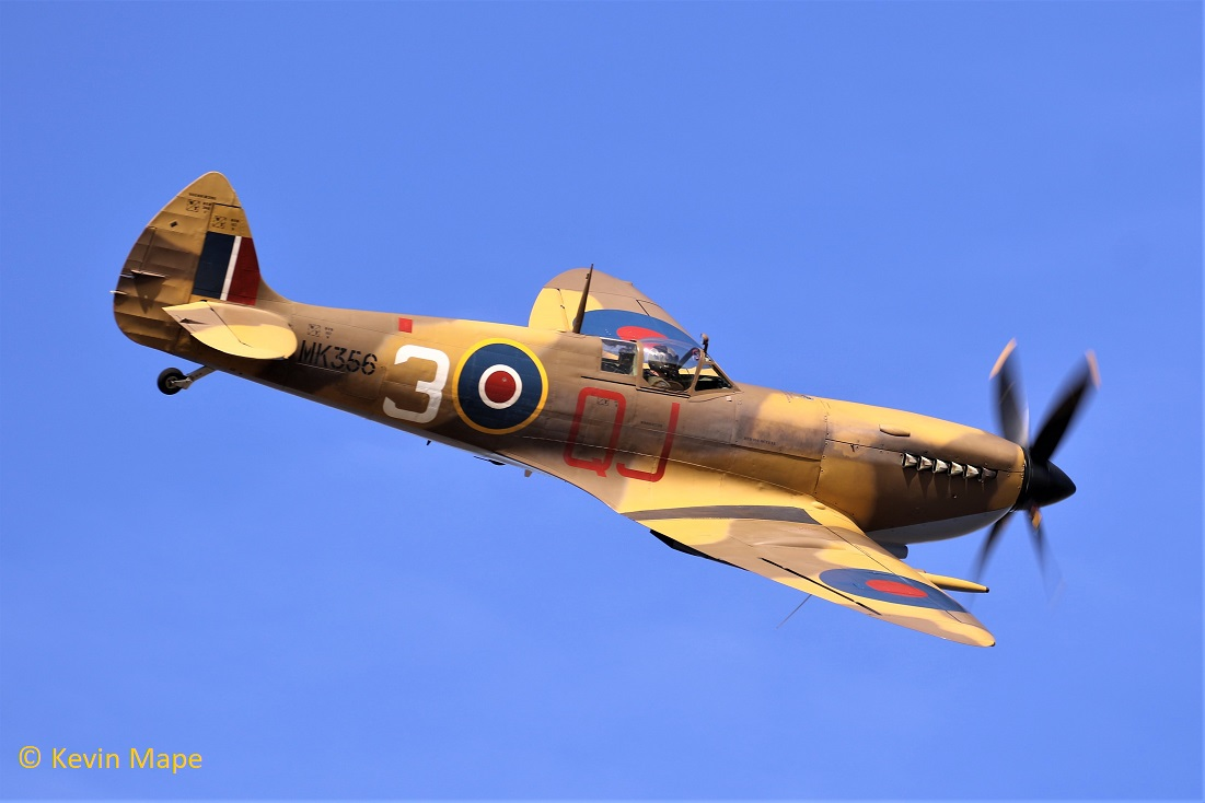 BBMF – Aircraft histories – Current aircraft  | Coningsby Aviation Site